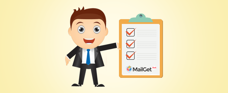 FAQs MailGet Bolt