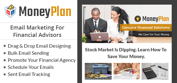 email marketing for financial experts slider