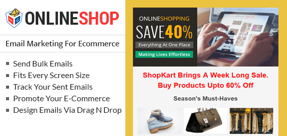 Email Marketing For E-Commerce Businesses & E-Markets