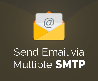 Send Email With SMTP – PHP Script