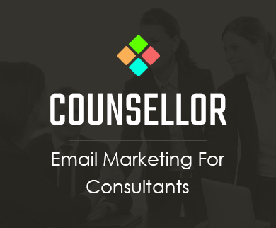 MailGet Bolt – Email Marketing For Consultants, Counselors & Advisors