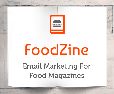 MailGet Bolt – Email Marketing For Food Magazines, Food Guides & Food Zines