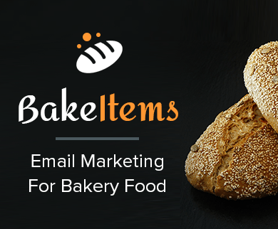 MailGet Bolt – Email Marketing For Bakery & Cakes Shop