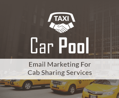 MailGet Bolt – Email Marketing For Cab Sharing Services & Carpooling Agencies