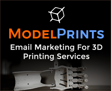 Email Marketing For 3D Printing Services & Digital Drawing Business