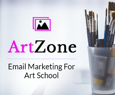 MailGet Bolt – Email Marketing For An Art & Crafts Schools