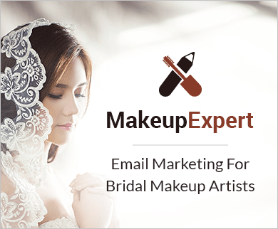 MailGet Bolt – Email Marketing For Bridal Makeup Artists & Beauticians
