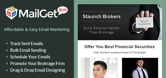 Email Marketing For Brokers