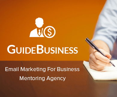 Email Marketing For Business Mentoring Agency Thumb