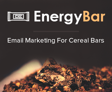 MailGet Bolt – Email Marketing For Cereal Bar, Protein & Nutri-Grains Bar Stores