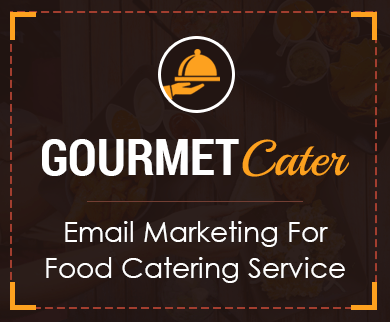 Email Marketing For Food Catering Service Thumb