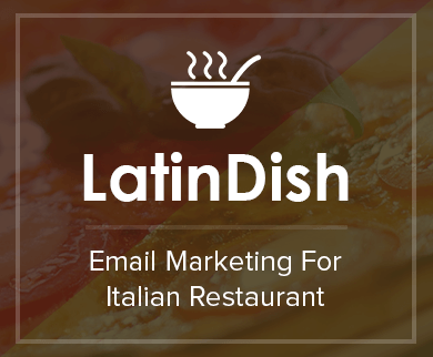 MailGet Bolt – Email Marketing For Italian Restaurant & Continental Center