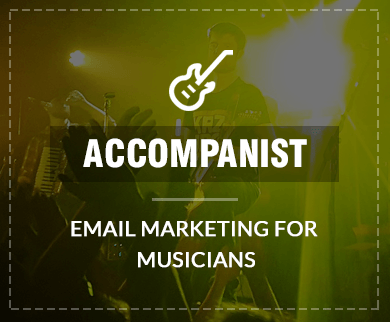 MailGet Bolt – Email Marketing Service For Musicians, Artists & Singers