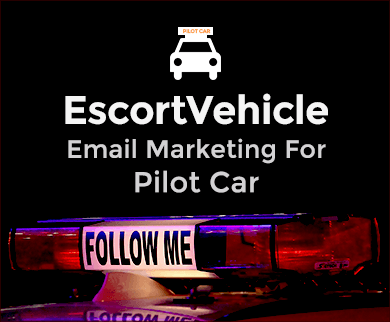 MailGet Bolt – Email Marketing For Pilot Car & Escort Vehicles Services