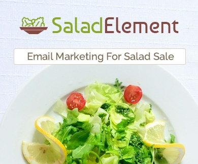 MailGet Bolt - Email Marketing For Salad Ingredients Sale