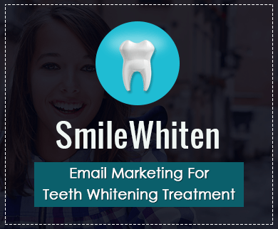 MailGet Bolt – Email Marketing For Teeth Whitening Treatment & Dental Hygienist