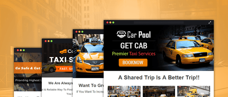 Taxi Services Email Marketing