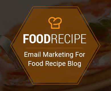MailGet Bolt – Email Marketing For Food Recipe Blog & Cooking Website