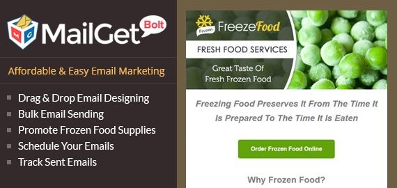 Frozen FoodSliderl