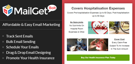 Email Marketing For Health Insurance