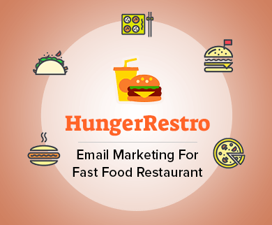 MailGet Bolt – Email Marketing For Fast Food Restaurant