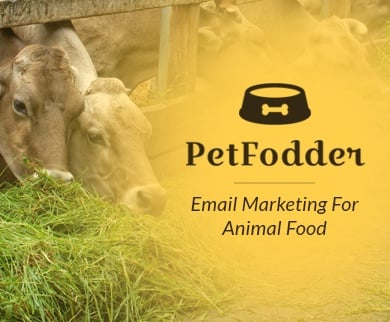 MailGet Bolt – Email Marketing For Animal Food & Forage