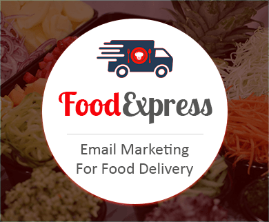 MailGet Bolt Email Marketing For Food Delivery