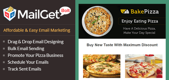 Email Marketing For Pizza Delivery