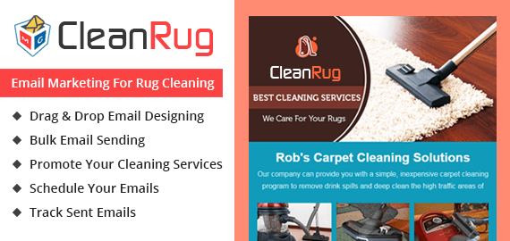 Email Marketing For Carpet Cleaning