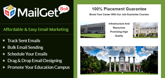 Email Marketing For Universities & Educational Centers