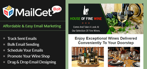 Email Marketing For Wine Shops