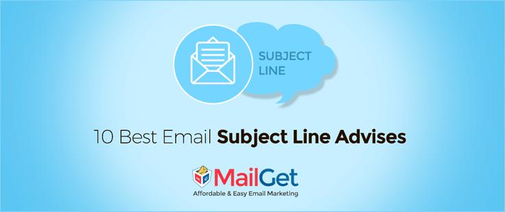 10 Best Email Subject Line Advises
