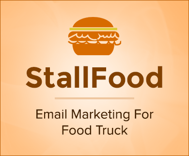 MailGet Bolt – Email Marketing For Food Truck, Food Stalls & Kiosk Food