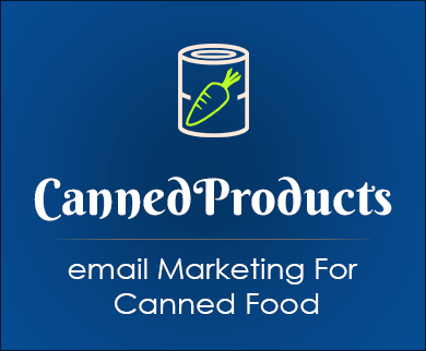 Email Marketing For Canned Food Thumbnail