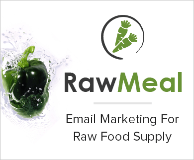MailGet Bolt – Email Marketing For Raw Food & Vegetables Supply