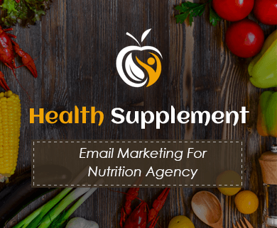 Email Marketing For Nutrition Agency