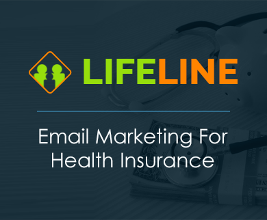 LifeLine - Email Marketing For Health Insaurance