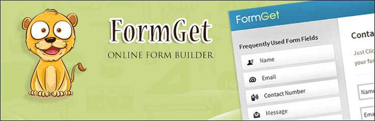 FormGet Integration With MailGet: Build Customized Subscription Form
