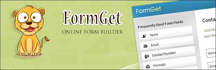 formget online form builder1