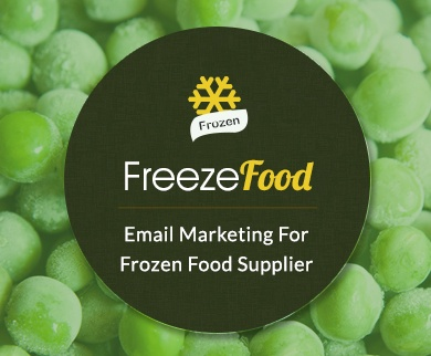 MailGet Bolt – Email Marketing For Frozen Food Supplier & Dealers