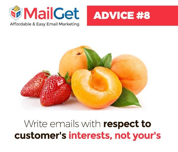 Tips for email marketing