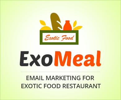 MailGet – Email Marketing For Exotic Food Restaurant & Hotels
