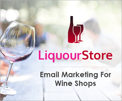 MailGet Bolt – Email Marketing For Wine Shops & Liquour Stores
