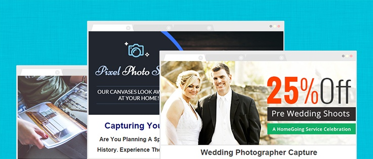 Photographer Email Marketing Services