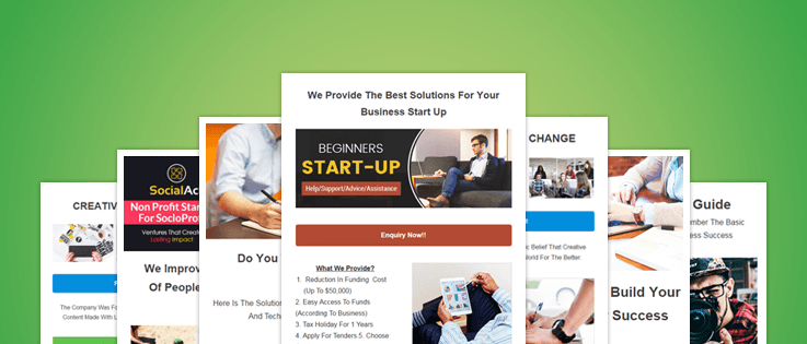 Startup Email Marketing Services