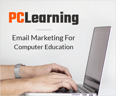 Computer Education Email Marketing Service