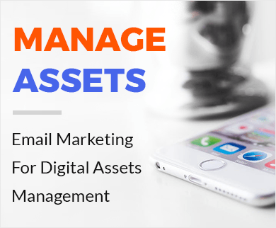 Digital Assets Management Email Marketing Service