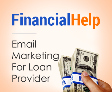 EMAIL MARKETING SERVICE FOR LOAN PROVIDER AGENCIES & COMPANIES