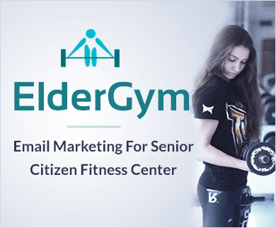 MailGet Bolt – Email Marketing Service For Senior Citizen Fitness Centers & Health Clubs