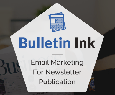 Emaial marketing for newsletter bulletin Ink thumb